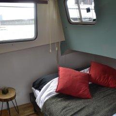 Отель Floating B&B Amsterdam Нидерланды, Амстердам - отзывы, цены и фото номеров - забронировать отель Floating B&B Amsterdam онлайн комната для гостей фото 3