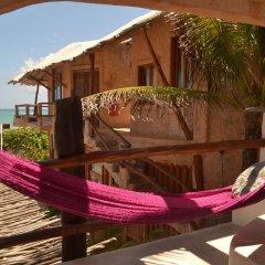 Отель Posada del Sol Tulum 3* Улучшенный номер с различными типами кроватей фото 15