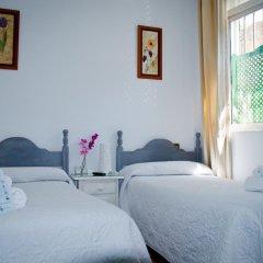 Отель Hostal La Muralla Номер категории Эконом с различными типами кроватей фото 6
