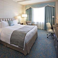 Отель Delta Hotels by Marriott Bessborough 4* Стандартный номер с различными типами кроватей фото 3