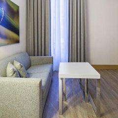 Отель NH Milano Touring 4* Люкс разные типы кроватей фото 2