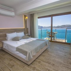 Green Beach hotel Kaş Стандартный номер фото 9