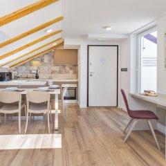 Отель Dubrovnik Luxury Residence-L`Orangerie 4* Апартаменты с различными типами кроватей фото 8
