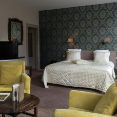 Отель Le Duc De Bourgogne 3* Полулюкс фото 4