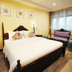 Отель Focal Local Bed and Breakfast 3* Номер Делюкс с различными типами кроватей фото 3