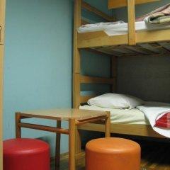 Star Hostel Belgrade Кровать в общем номере с двухъярусной кроватью фото 7