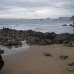 Отель Camping L´amuravela Кудильеро пляж