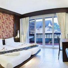Ratana Apart Hotel at Chalong 4* Улучшенный номер с различными типами кроватей фото 5