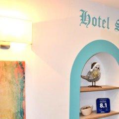 Отель Schleuse by Lehmann Hotels Германия, Мюнхен - отзывы, цены и фото номеров - забронировать отель Schleuse by Lehmann Hotels онлайн интерьер отеля фото 2