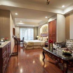 Tirant Hotel 4* Люкс с различными типами кроватей фото 5