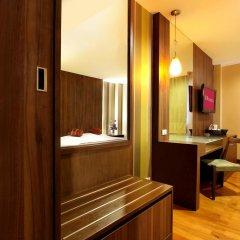 Отель Bally Suite Silom 3* Номер Делюкс с различными типами кроватей фото 7