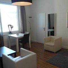 Отель Appartement Pempelfort Германия, Дюссельдорф - отзывы, цены и фото номеров - забронировать отель Appartement Pempelfort онлайн комната для гостей фото 4