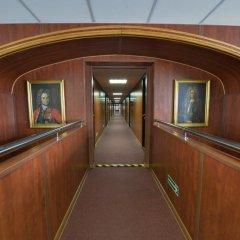 Hotel-ship Petr Pervyi интерьер отеля