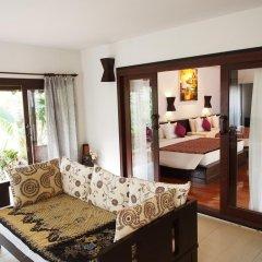 Отель Chaw Ka Cher Tropicana Lanta Resort 3* Люкс с различными типами кроватей фото 3