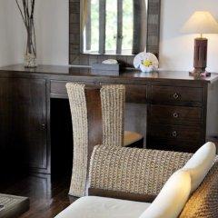 Отель Mangosteen Ayurveda & Wellness Resort 4* Семейный люкс с двуспальной кроватью фото 13