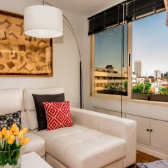 Отель Ático Cuzco Castellana Smart комната для гостей