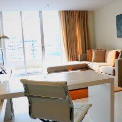 Oaks Bangkok Sathorn Hotel 4* Студия с различными типами кроватей фото 5