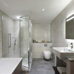 Отель DoubleTree By Hilton London Excel 4* Люкс повышенной комфортности с различными типами кроватей фото 10
