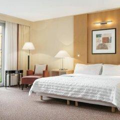 Отель Le Méridien Munich 5* Улучшенный номер с различными типами кроватей фото 3