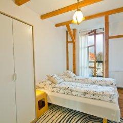 Отель Sanhaus Apartments - Parkowa Польша, Сопот - отзывы, цены и фото номеров - забронировать отель Sanhaus Apartments - Parkowa онлайн комната для гостей фото 2