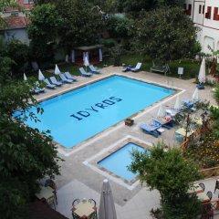Idyros Hotel 3* Стандартный номер с различными типами кроватей