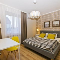 Апартаменты Apartments Wroclaw - Luxury Silence House Студия с различными типами кроватей фото 3
