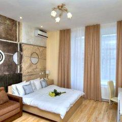 Гостиница Fire Inn 3* Улучшенная студия с различными типами кроватей фото 6