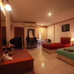 Отель Total-Inn 2* Номер категории Эконом с различными типами кроватей фото 3
