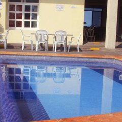 Hotel Hacienda Mazatlán 3* Стандартный номер с различными типами кроватей фото 9