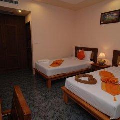 Отель Adarin Beach Resort 3* Бунгало Делюкс с различными типами кроватей фото 9
