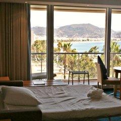 Radisson Blu Hotel, Nice 4* Люкс повышенной комфортности с различными типами кроватей фото 3