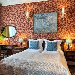 Отель SleepWalker Boutique Suites 3* Номер Делюкс с двуспальной кроватью фото 10