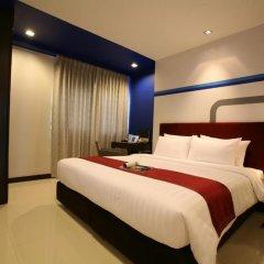 FX Hotel Metrolink Makkasan 3* Улучшенный номер с различными типами кроватей фото 4