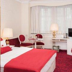 Hotel Amadeus 4* Стандартный номер с двуспальной кроватью фото 10