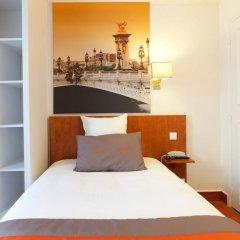 Отель Hôtel Alyss Saphir Cambronne Eiffel 3* Стандартный номер с различными типами кроватей фото 2