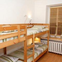 Хостел Trinity & Tours Кровать в женском общем номере с двухъярусной кроватью фото 9