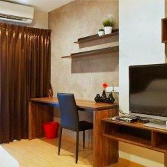 Отель My loft residence 3* Студия с различными типами кроватей фото 19
