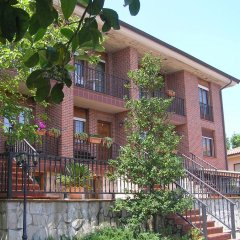 Отель Apartamentos Los Anades балкон