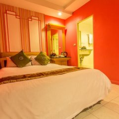 Отель Sams Lodge 2* Улучшенный номер с различными типами кроватей фото 21