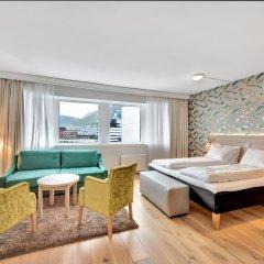 Thon Hotel Polar 3* Номер Эконом с различными типами кроватей