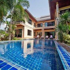 Отель BangTao Tara Villa One бассейн фото 3