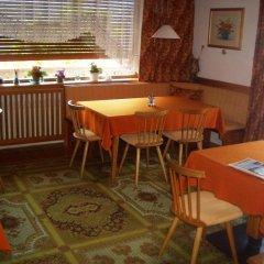 Отель Sonnbichl Горнолыжный курорт Ортлер питание