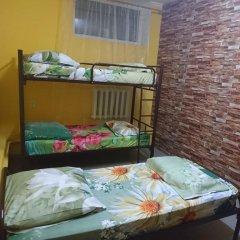 Хостел Кутузова 30 Кровать в мужском общем номере с двухъярусной кроватью фото 6