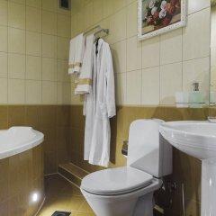 Отель Строитель 2* Номер Делюкс фото 2