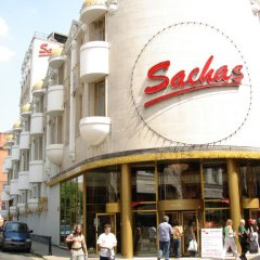 Отель Britannia Sachas Hotel Великобритания, Манчестер - 1 отзыв об отеле, цены и фото номеров - забронировать отель Britannia Sachas Hotel онлайн городской автобус