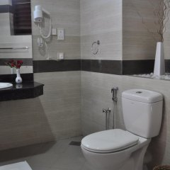 Отель Laya Beach ванная