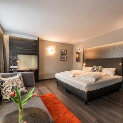 Hotel Säntis 3* Люкс с различными типами кроватей фото 4