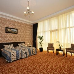 Отель Central Park комната для гостей фото 2