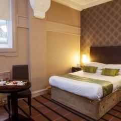 Best Western Glasgow City Hotel 3* Стандартный номер с разными типами кроватей