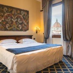 Hotel Palazzo Gaddi Firenze 4* Стандартный номер с различными типами кроватей фото 7